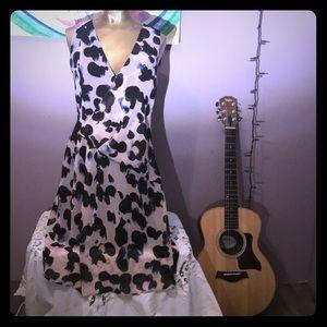 RACHEL Rachel Roy Millennial Pink Flapper Dress 6